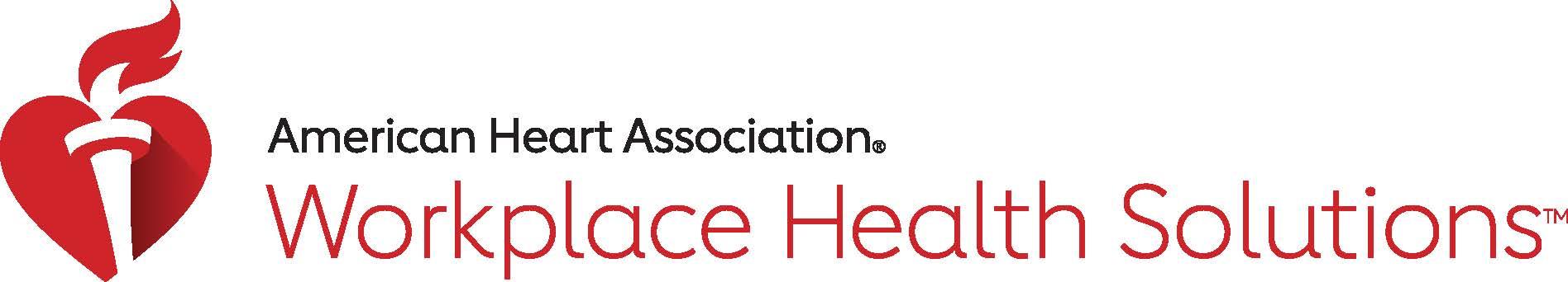 AHA Workplace Health Solutions Logo